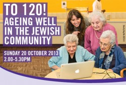 To 120! Ageing well in the Jewish Community